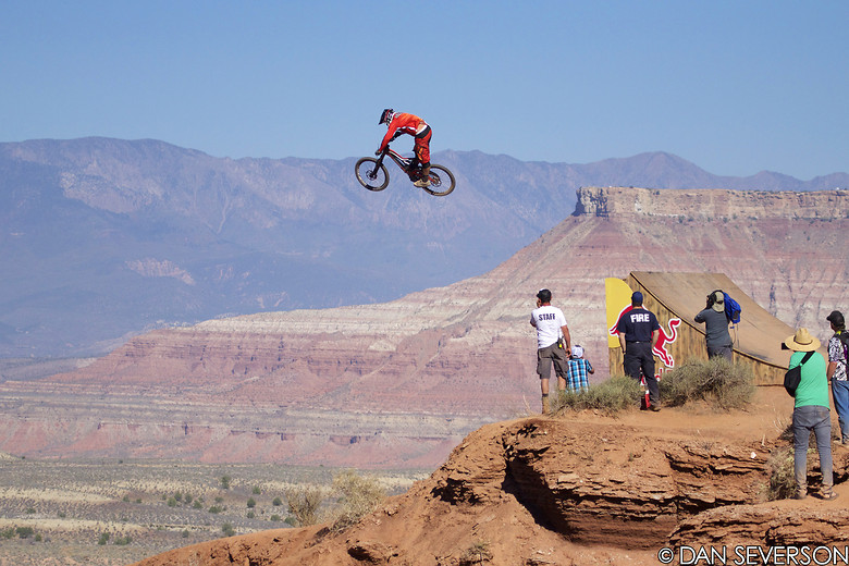 Kyle Strait  - danseverson photo - Mountain Biking Pictures - Vital MTB