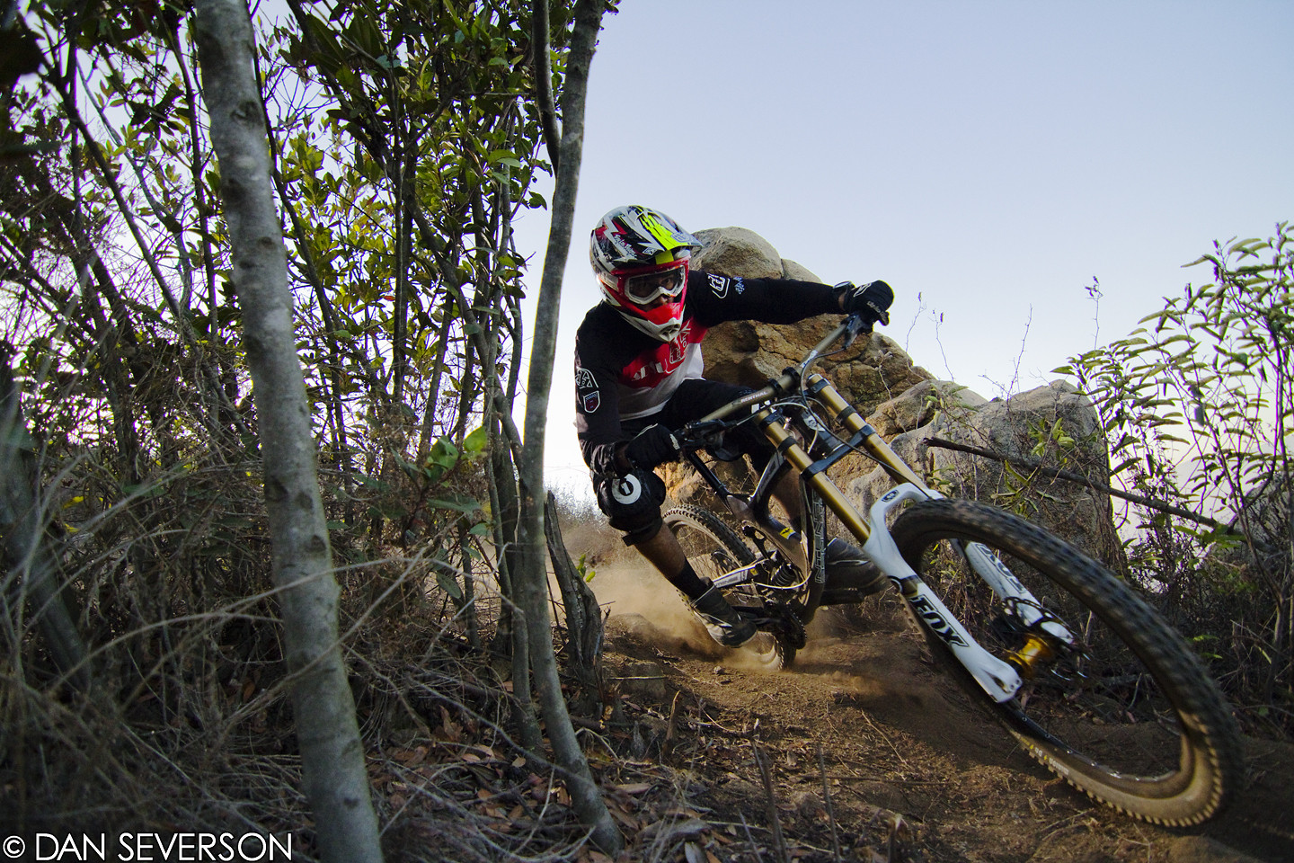 Ensenada DH Extrema 2012 - danseverson photo - Mountain Biking Pictures - Vital MTB