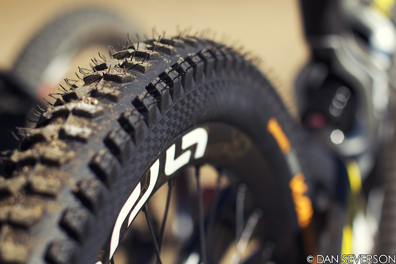 New Tires Ready for Fontana Winter Series 2013 - danseverson photo - Mountain Biking Pictures - Vital MTB