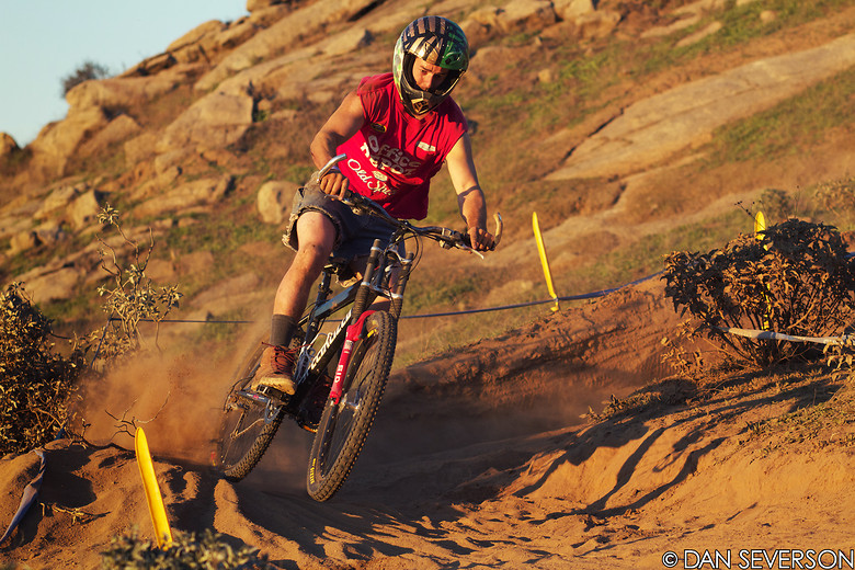 Now This is What Fontana is All About - danseverson photo - Mountain Biking Pictures - Vital MTB