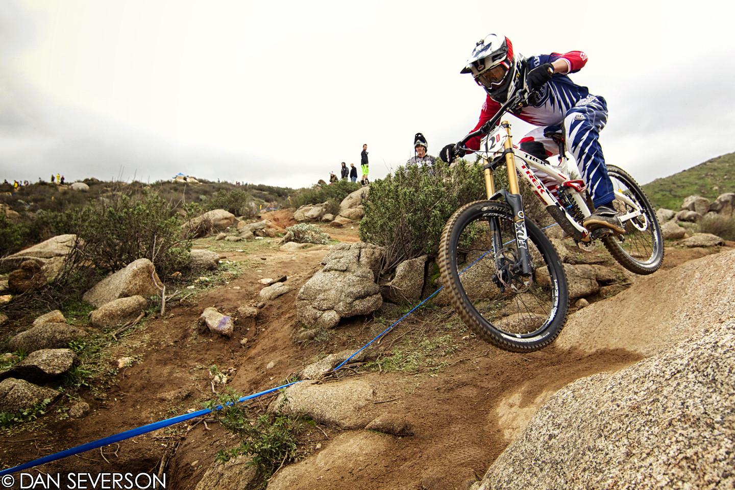 Charlie Harrison with Some Fontana Steeze - danseverson photo - Mountain Biking Pictures - Vital MTB