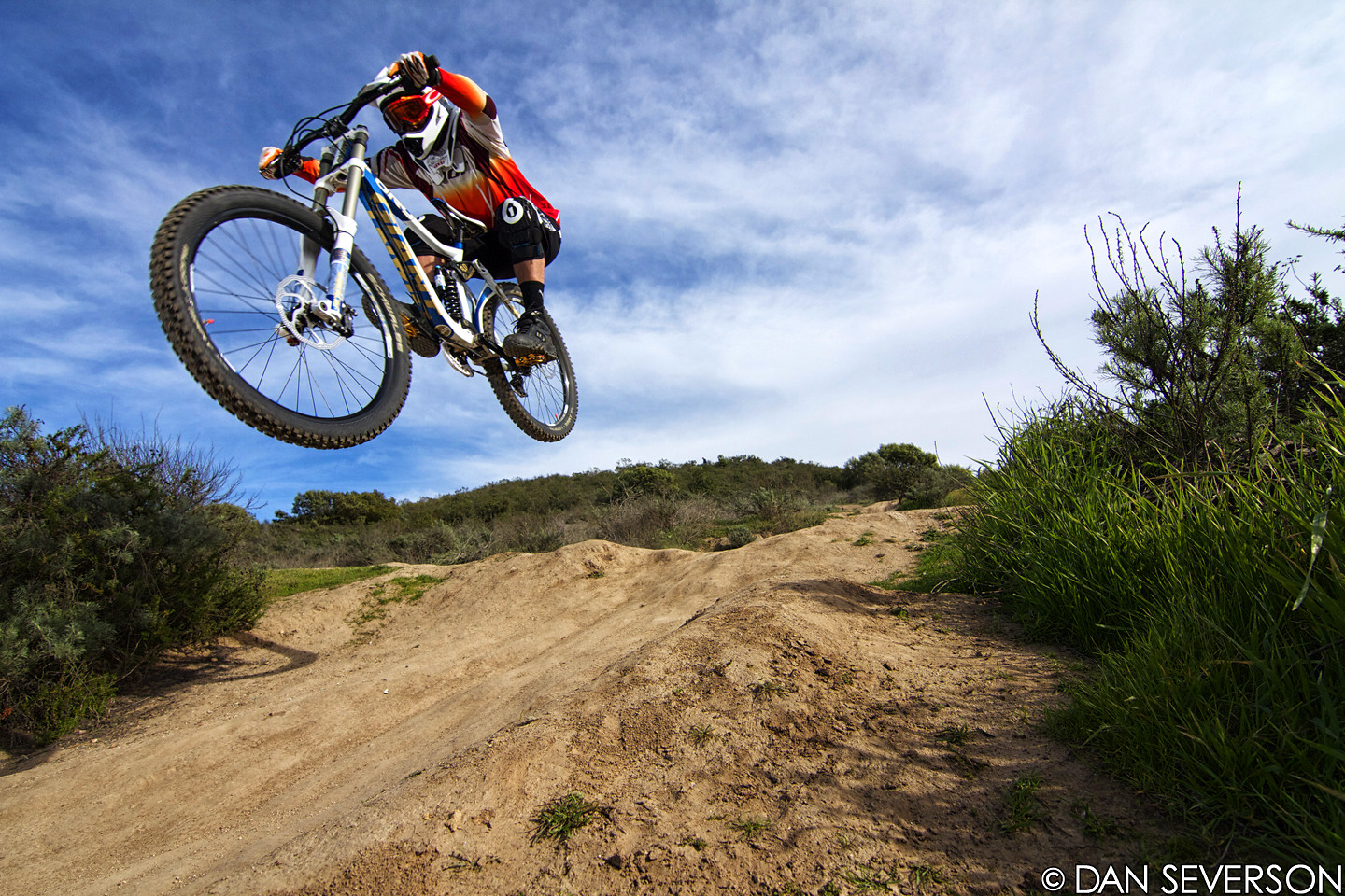 Nate Vieau in Laguna - danseverson photo - Mountain Biking Pictures - Vital MTB