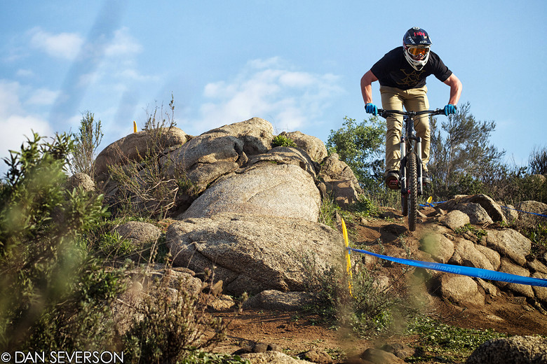 Kyle Strait in Fontana - danseverson photo - Mountain Biking Pictures - Vital MTB