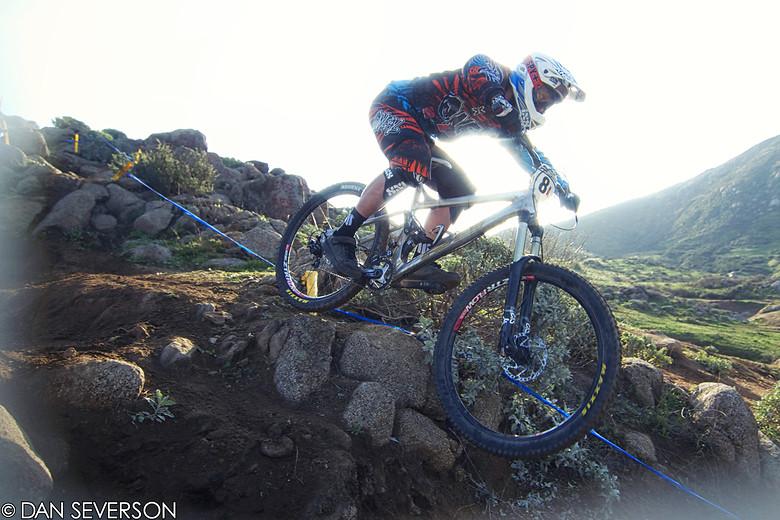 Logan Binggeli Fontana #3 - danseverson photo - Mountain Biking Pictures - Vital MTB