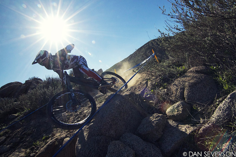 Jason Schroeder JR X Winner - danseverson photo - Mountain Biking Pictures - Vital MTB