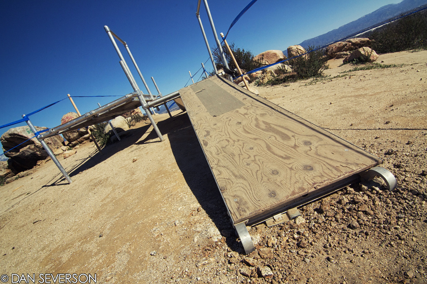 Starting Gate  - danseverson photo - Mountain Biking Pictures - Vital MTB