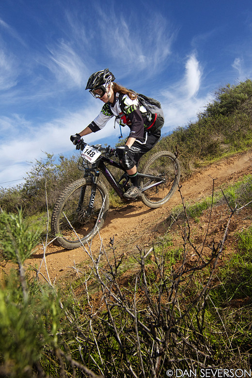 Liz Miller - danseverson photo - Mountain Biking Pictures - Vital MTB