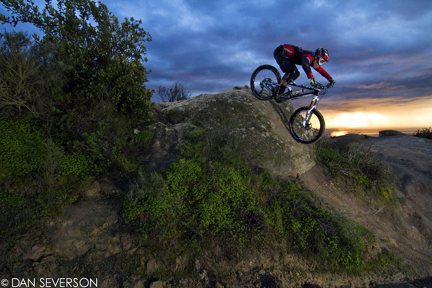 Jon Buckell - danseverson photo - Mountain Biking Pictures - Vital MTB