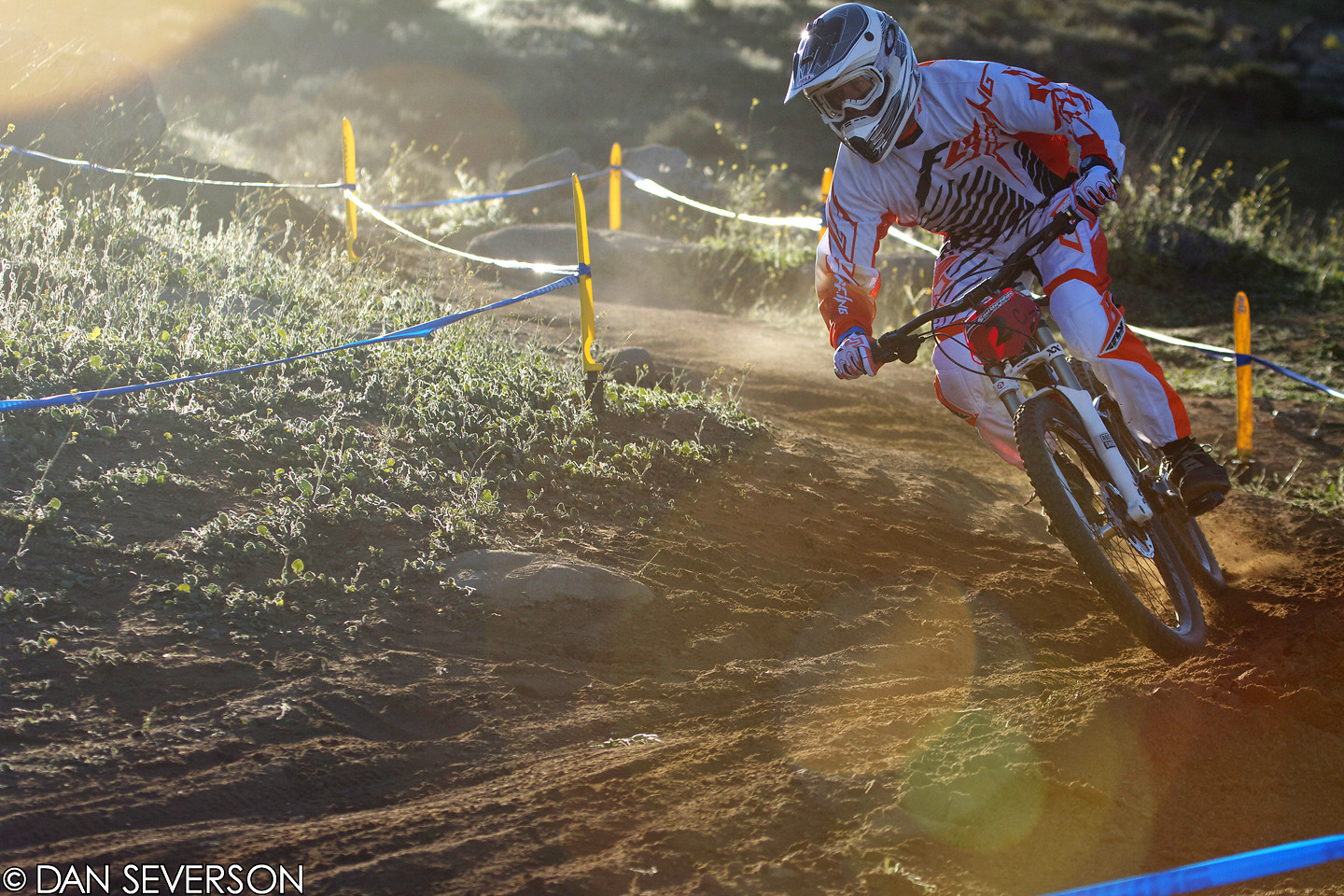 Joe Picchiottino Vet Pro Winner, Shimano Winter Series #5 - danseverson photo - Mountain Biking Pictures - Vital MTB
