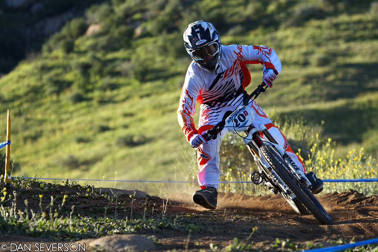 Cole Picchottino Jr X 3rd Place  - danseverson photo - Mountain Biking Pictures - Vital MTB