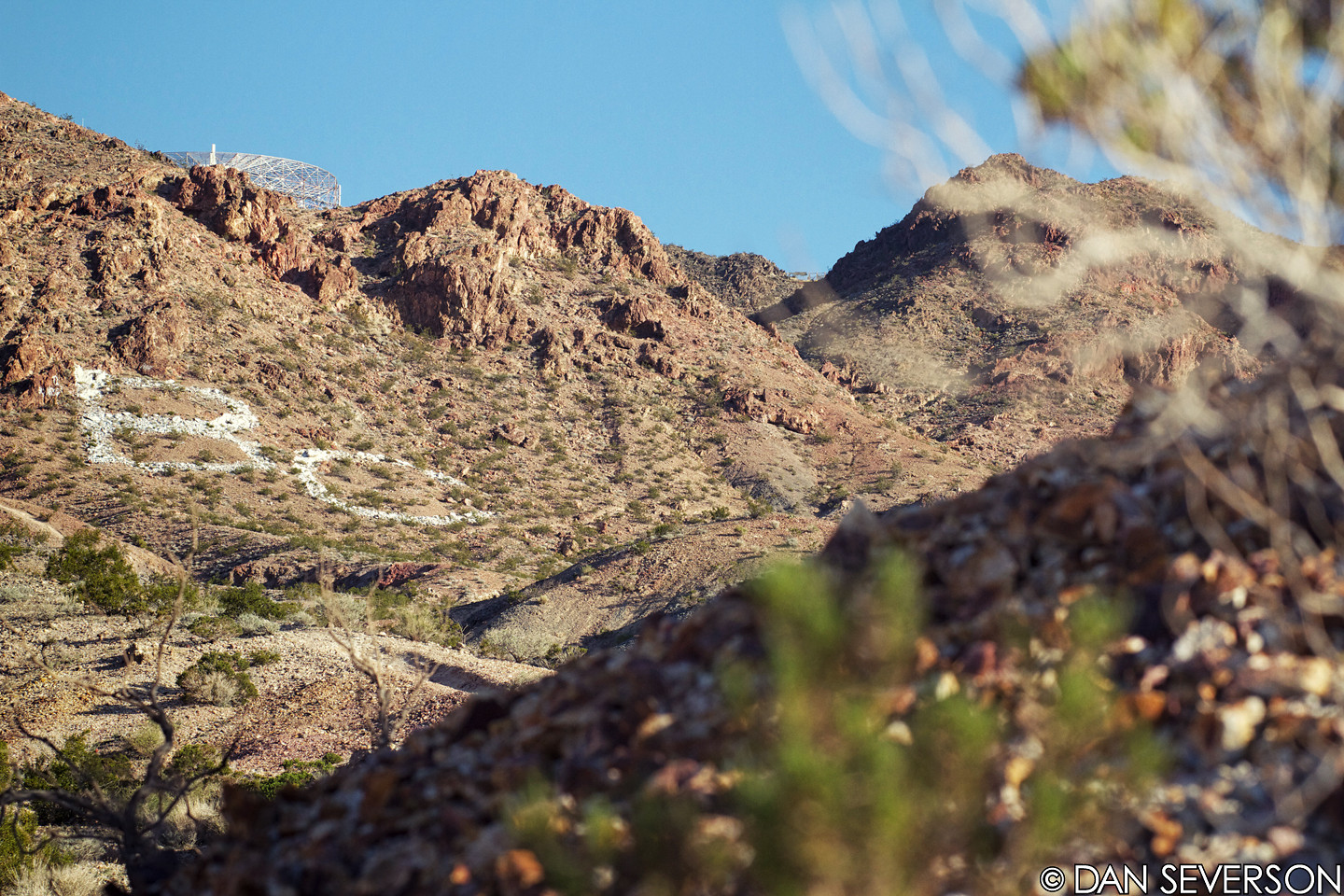 Boulder City landscape - danseverson photo - Mountain Biking Pictures - Vital MTB