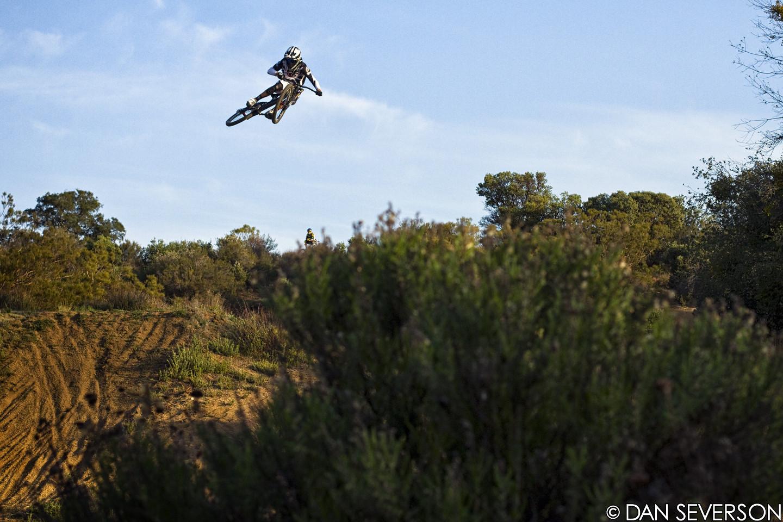 Charlie Harrison Boosting - danseverson photo - Mountain Biking Pictures - Vital MTB