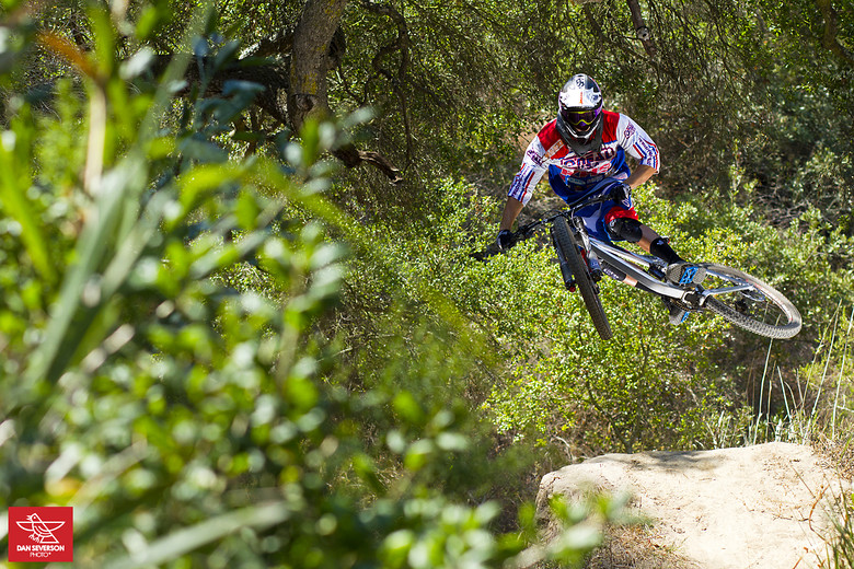 Kevin Aiello  - danseverson photo - Mountain Biking Pictures - Vital MTB