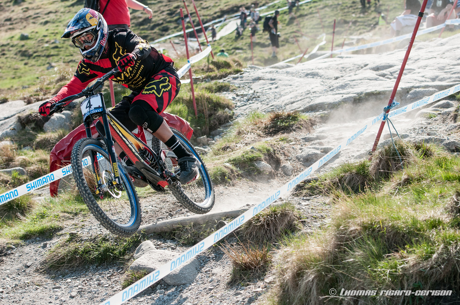 Steve Smith - Thomas Rigard-Cerison - Mountain Biking Pictures - Vital MTB