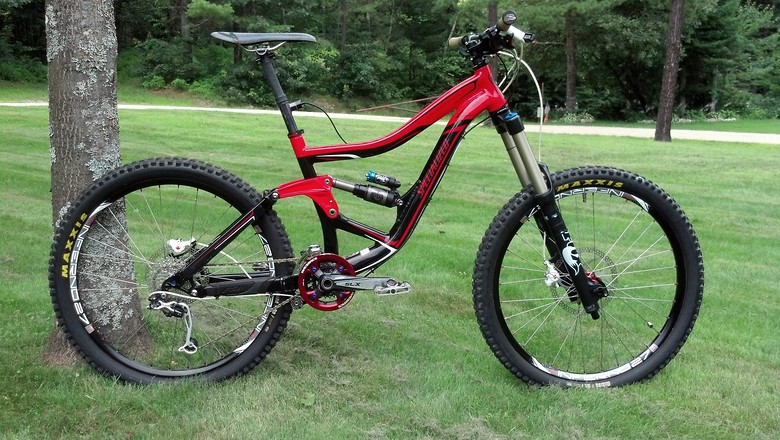 Specialized Big Hit 1 Enduro Tight Wad Build 33 5 W Mallet 2