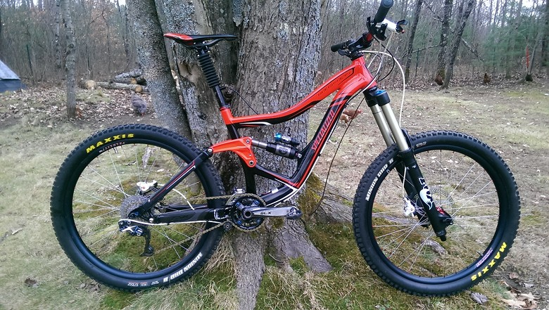 2010 Specialized Big Hit Tightwad Enduro Build 33 2lbs