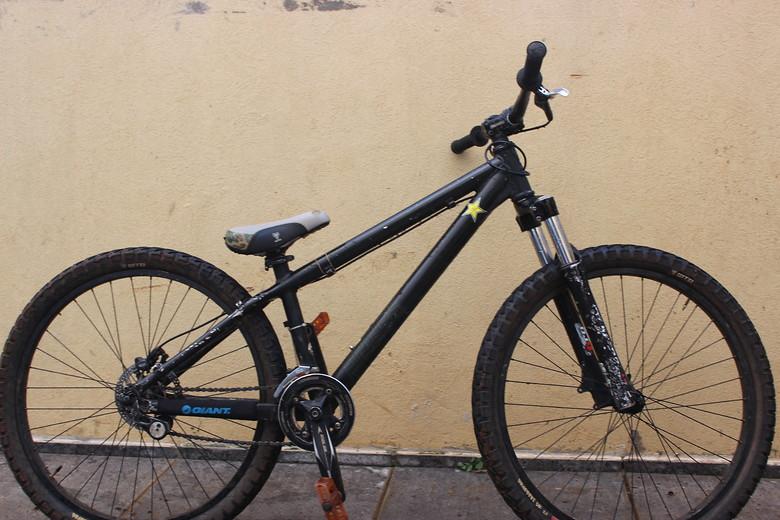 Ron S Giant Stp 2008 Ronfridrich S Bike Check Vital Mtb