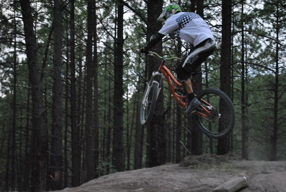 Signal Peak Boieeeeeeee! - andrew.finesilver - Mountain Biking Pictures - Vital MTB