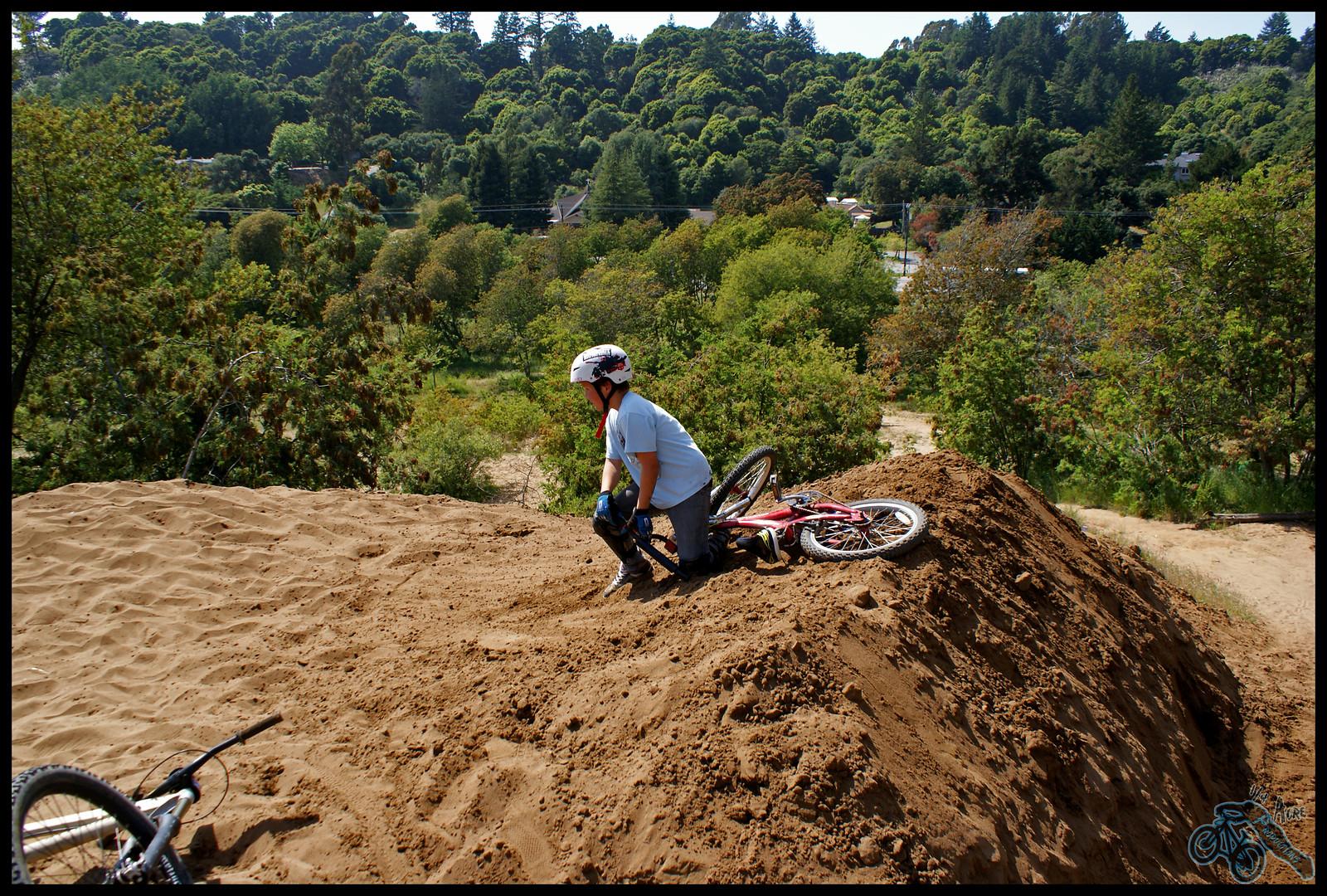 Caleb - Aptos-Rider - Mountain Biking Pictures - Vital MTB