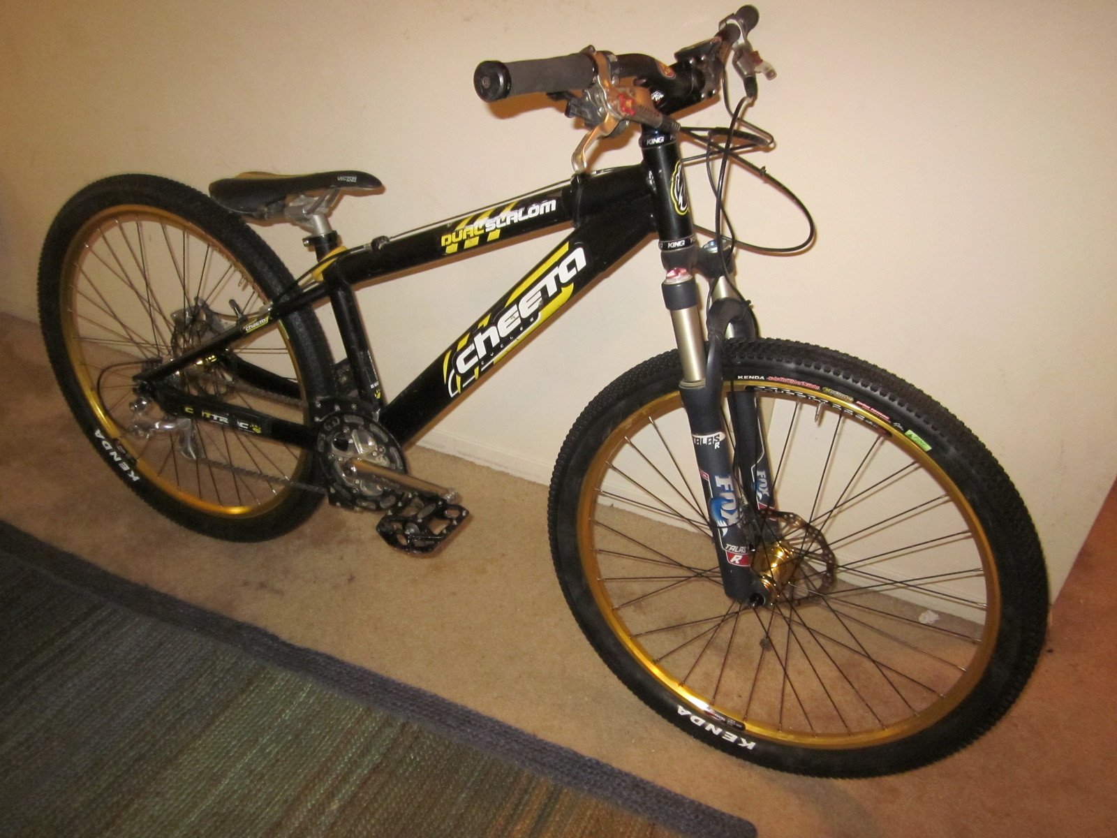 The bike I rode the most
