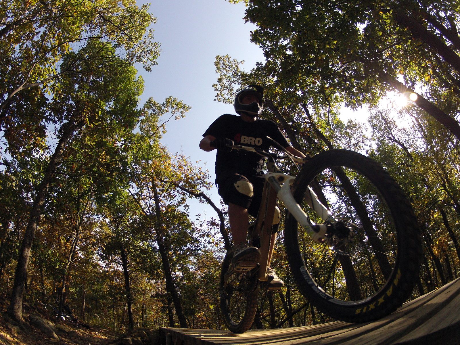 Covenant drop 2 - stuntfiend - Mountain Biking Pictures - Vital MTB