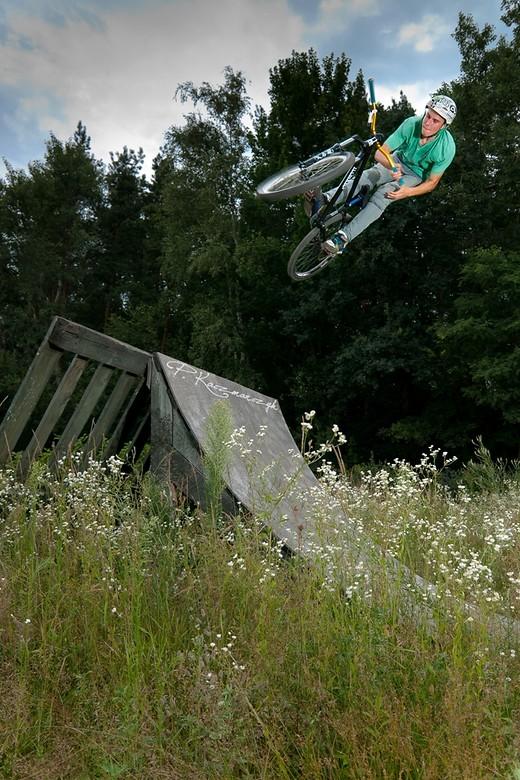 Barspin by Kacper Jabłoński - piotrkaczmarczyk - Mountain Biking Pictures - Vital MTB