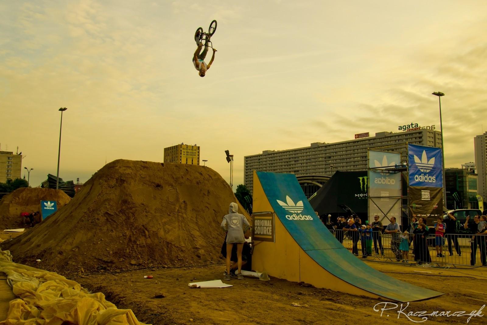 Backflip by Dawid Godziek - piotrkaczmarczyk - Mountain Biking Pictures - Vital MTB