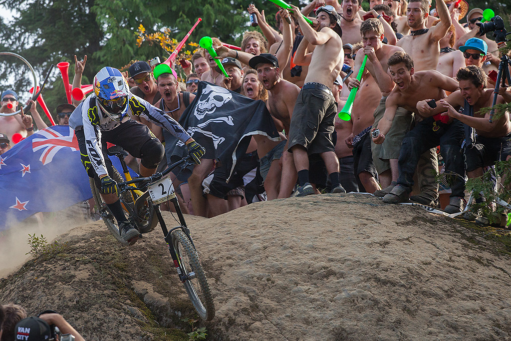 Just your average bike race - dfinn - Mountain Biking Pictures - Vital MTB