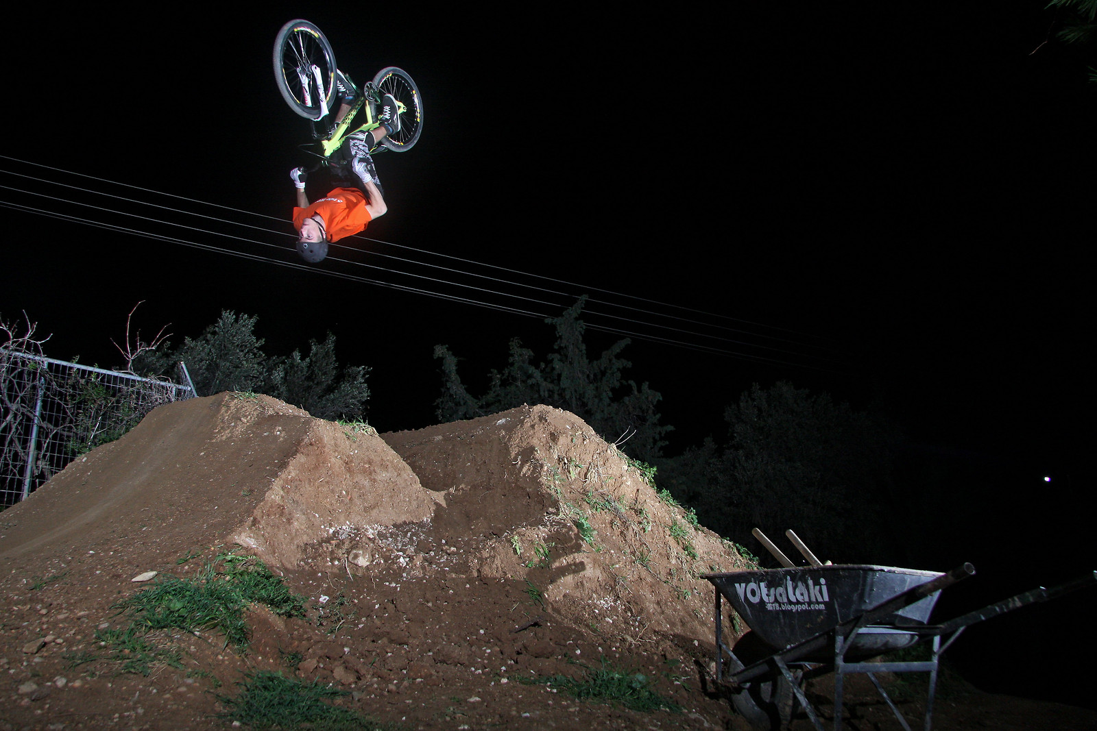 Kamil Backflip - pappoulakos - Mountain Biking Pictures - Vital MTB