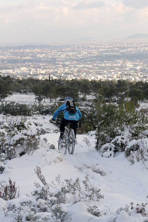 k.os snow - pappoulakos - Mountain Biking Pictures - Vital MTB