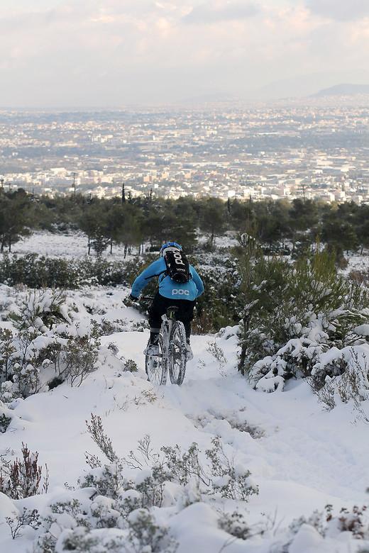 k.os snow - pappoulakos - Mountain Biking Pictures - Vital MTB