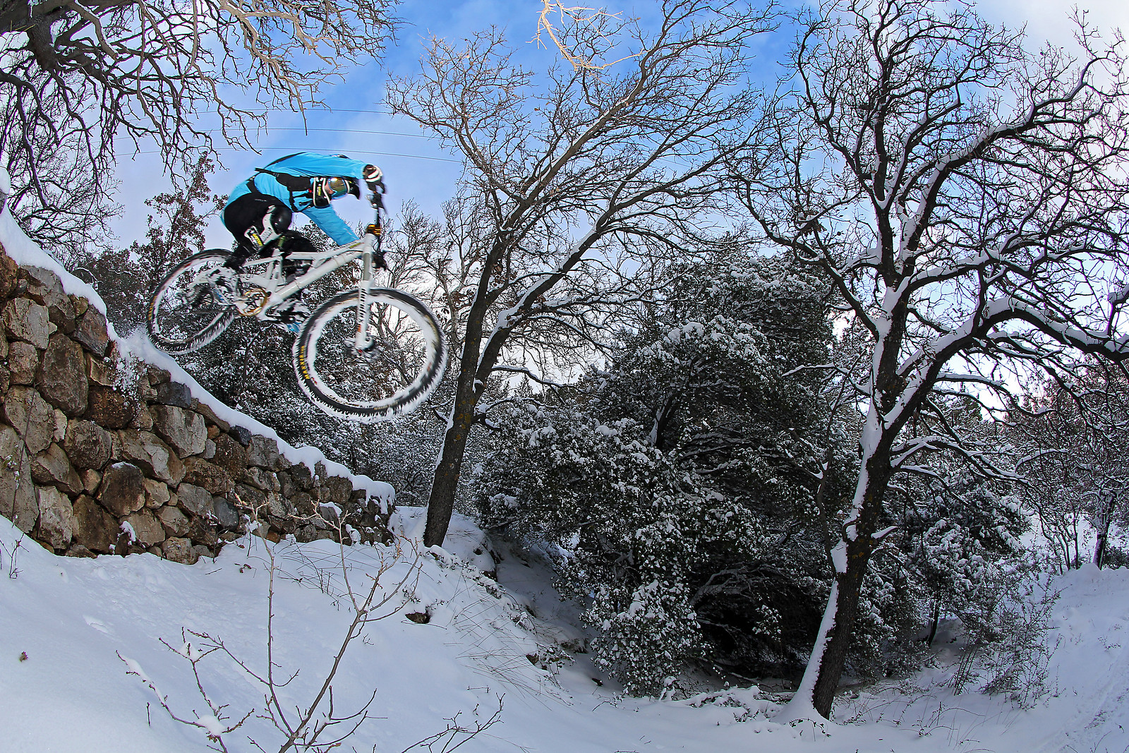 Poulopoulos  - pappoulakos - Mountain Biking Pictures - Vital MTB
