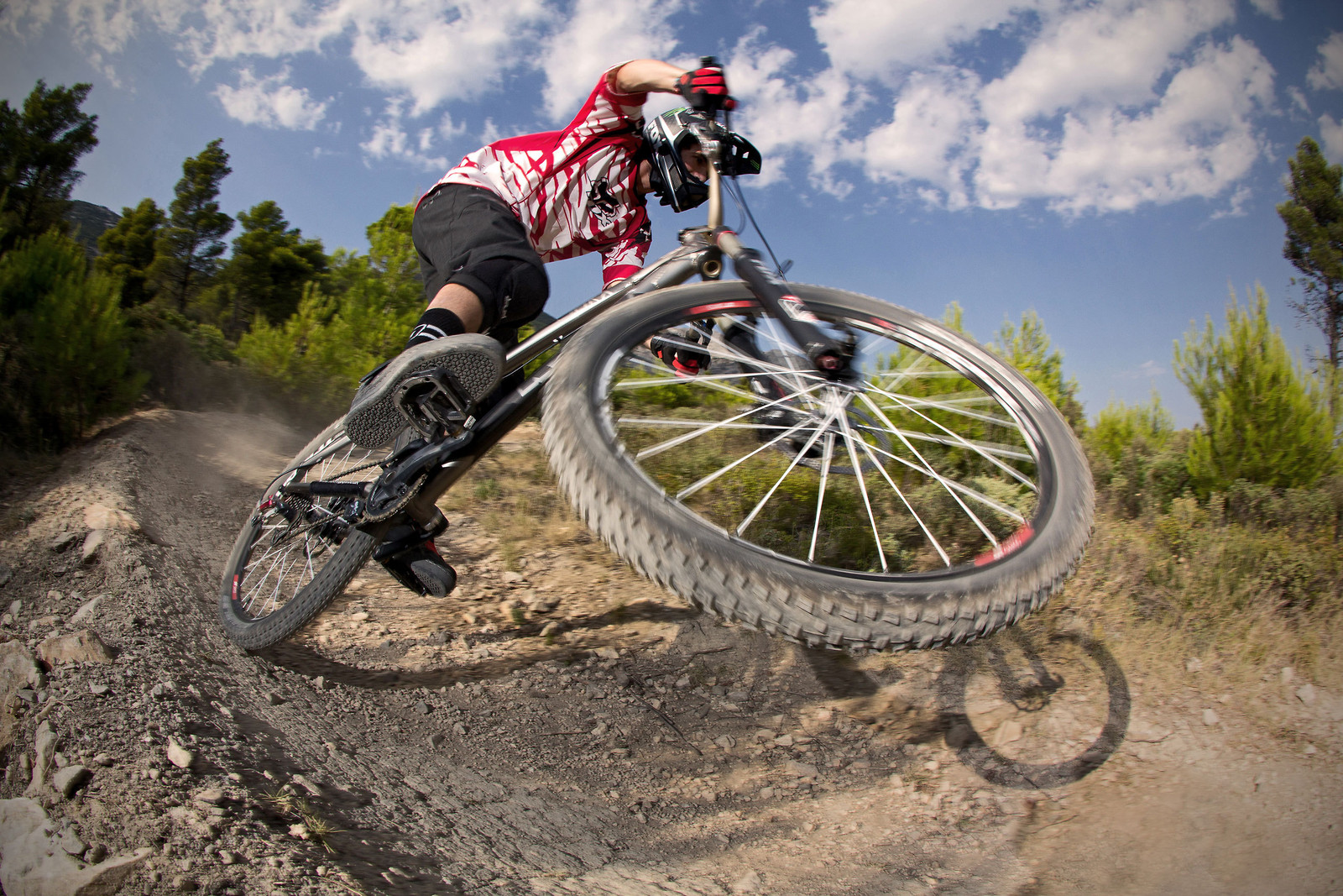 korf at mount parnitha - pappoulakos - Mountain Biking Pictures - Vital MTB