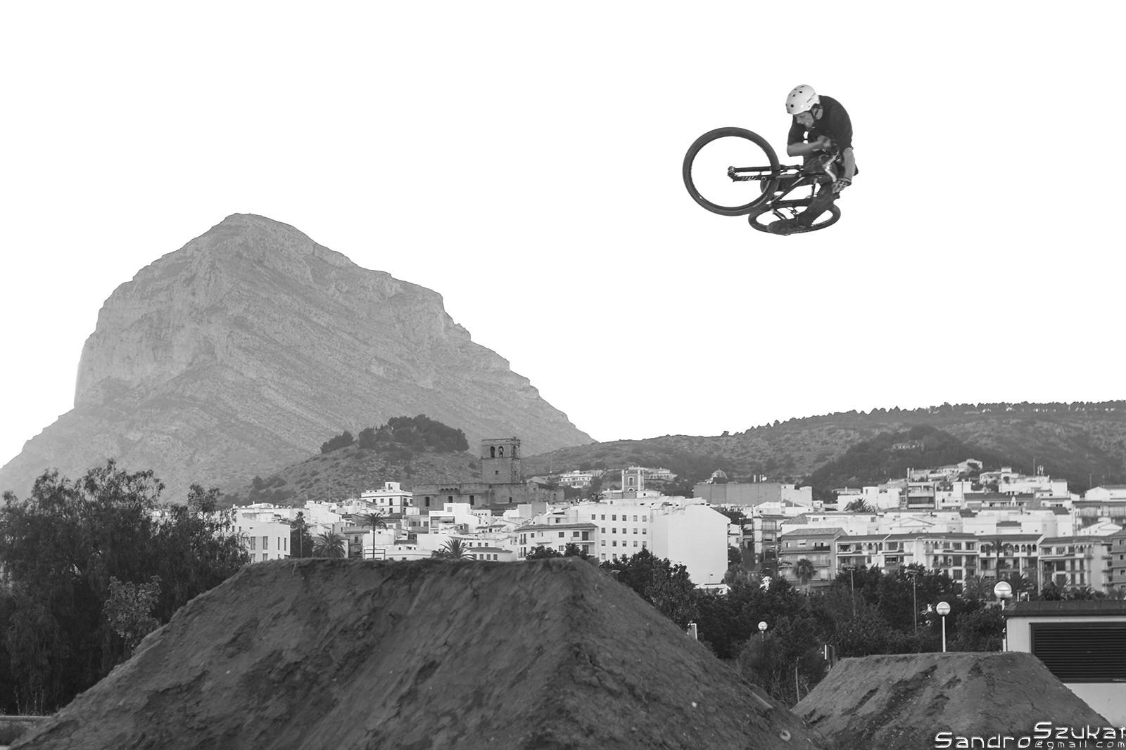 Amancio Peinado  - Ridingspirit - Mountain Biking Pictures - Vital MTB