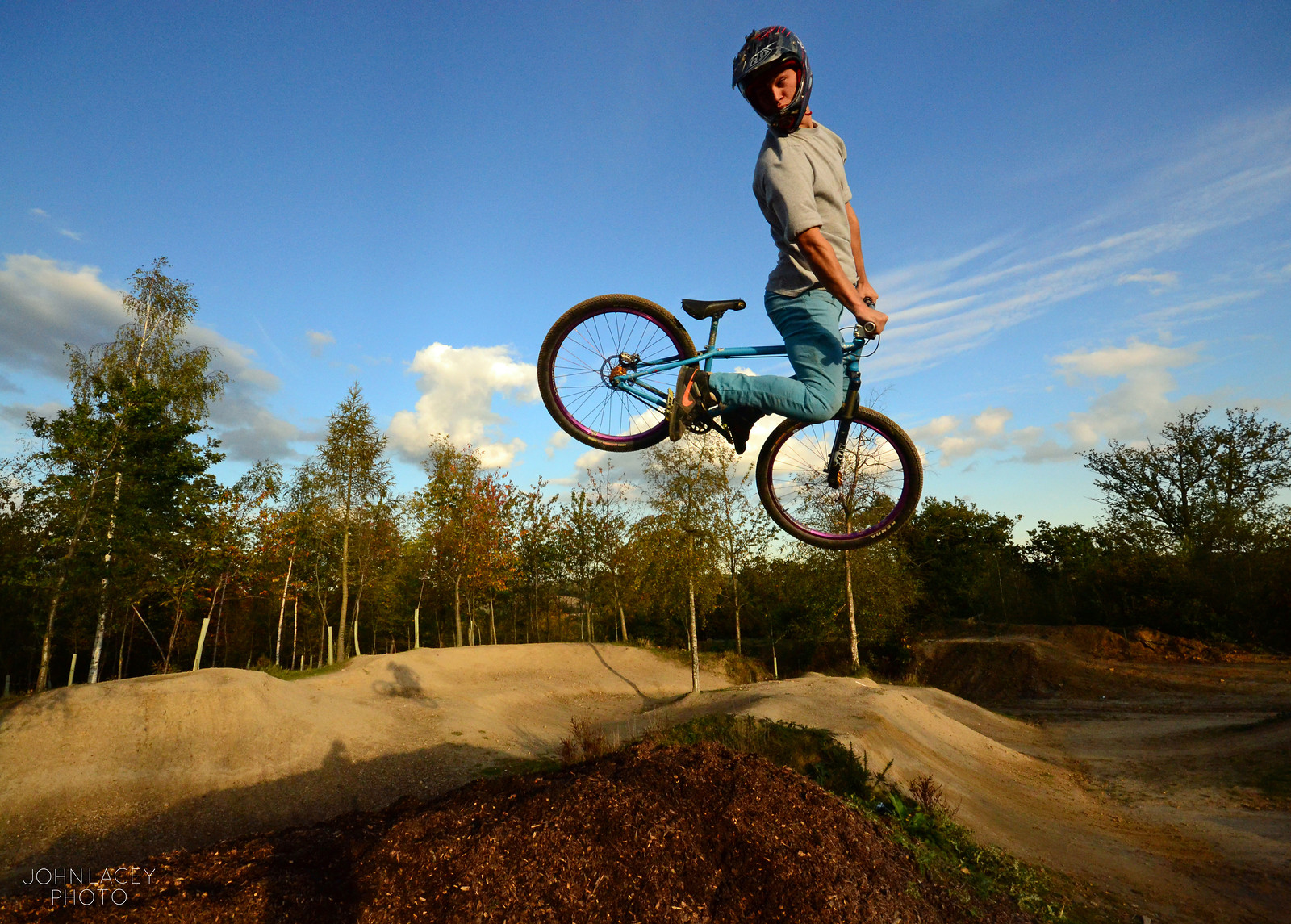 Jamie Ledson - 360 Bar Hump  - John Lacey - Mountain Biking Pictures - Vital MTB