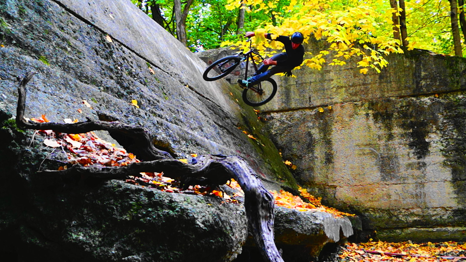 Old dam quarter - slager - Mountain Biking Pictures - Vital MTB