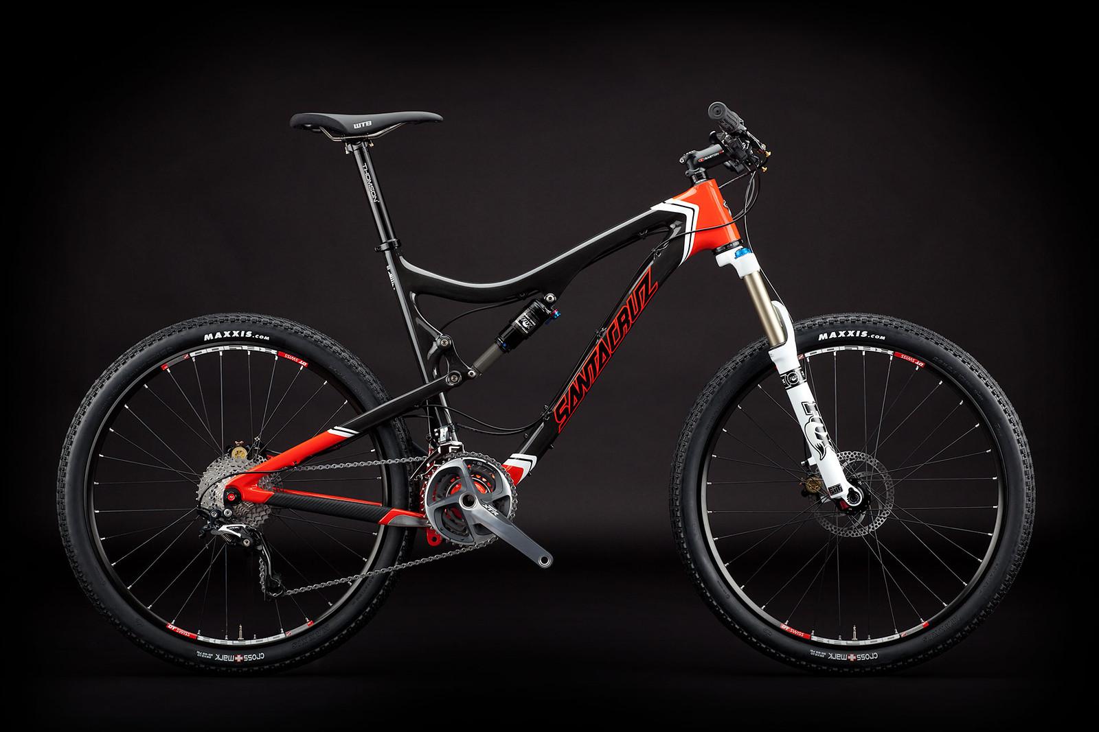 Blur TR carbon - Santa Cruz Bikes - Mountain Biking Pictures - Vital MTB