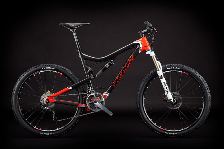 Blur TR carbon - Santa Cruz Bikes - Mountain Biking Pictures - Vital MTB