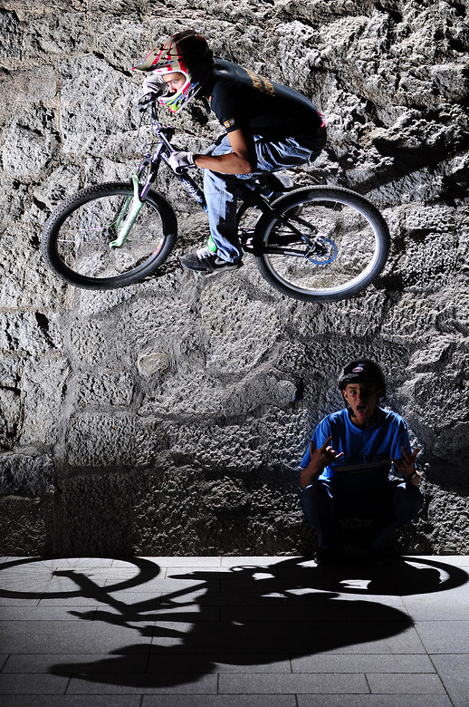 Samuel and Ivan - A.Cubino - Mountain Biking Pictures - Vital MTB