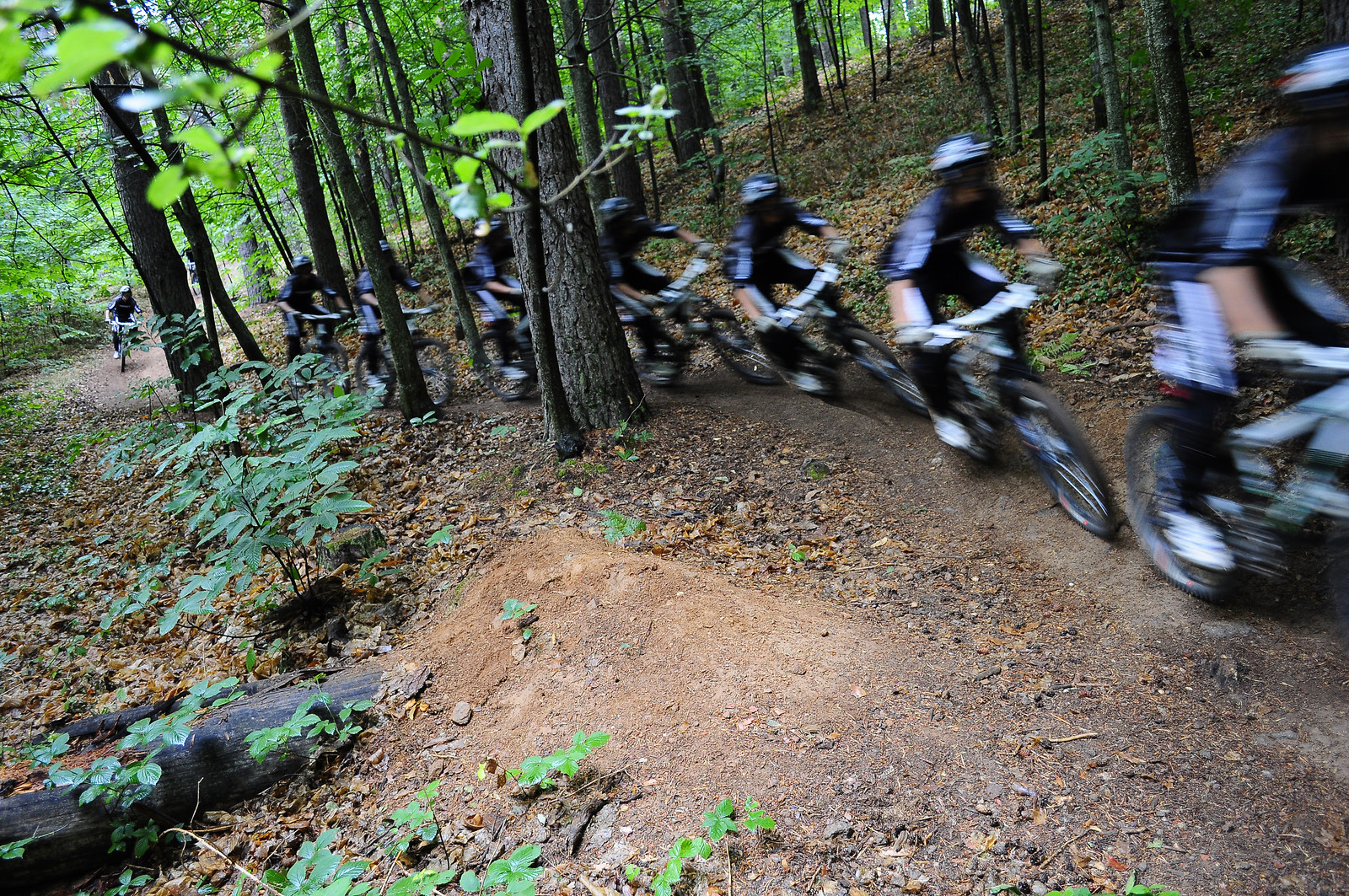 Multiple Ivans - A.Cubino - Mountain Biking Pictures - Vital MTB