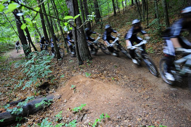 Multiple Ivans - A.Cubino - Mountain Biking Pictures - Vital MTB