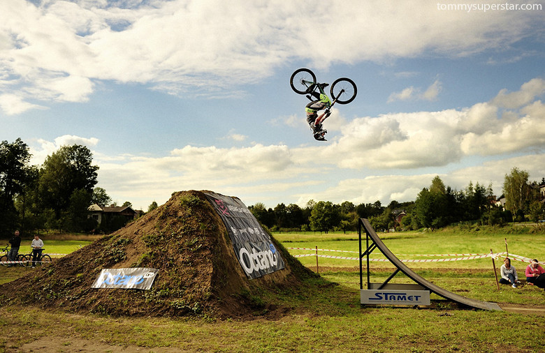 flip at Turbo's - Kawula - Mountain Biking Pictures - Vital MTB