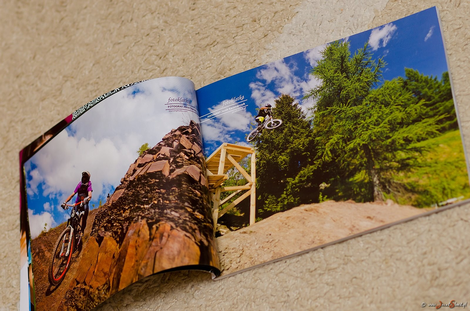 some magazine shot - Kawula - Mountain Biking Pictures - Vital MTB