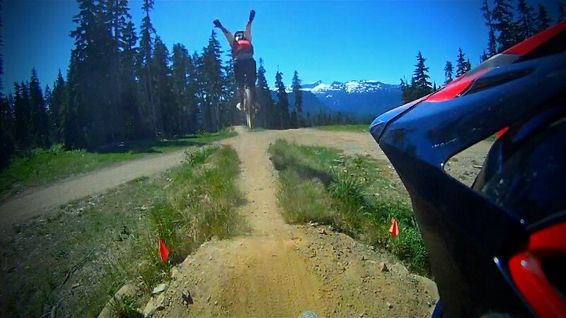 no-hander learned in 1 day <3  - colin.grant.37 - Mountain Biking Pictures - Vital MTB
