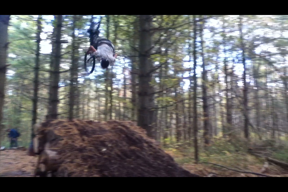 Backflip - LPrentice - Mountain Biking Pictures - Vital MTB