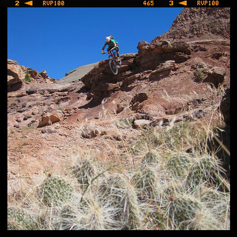 N8 Ribbon Cliff - DFL_nate - Mountain Biking Pictures - Vital MTB