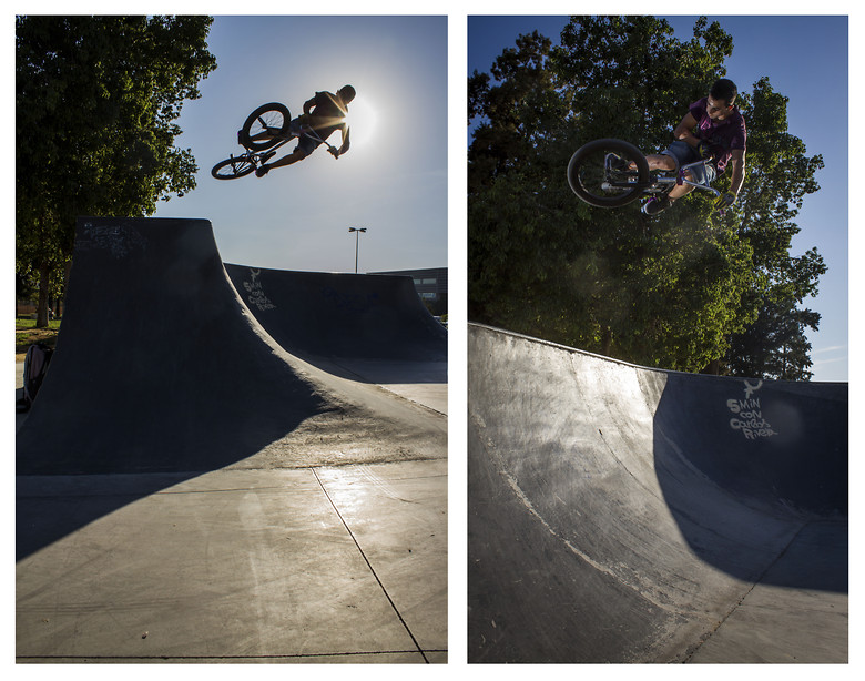 Adri, fly - angel8bits - Mountain Biking Pictures - Vital MTB