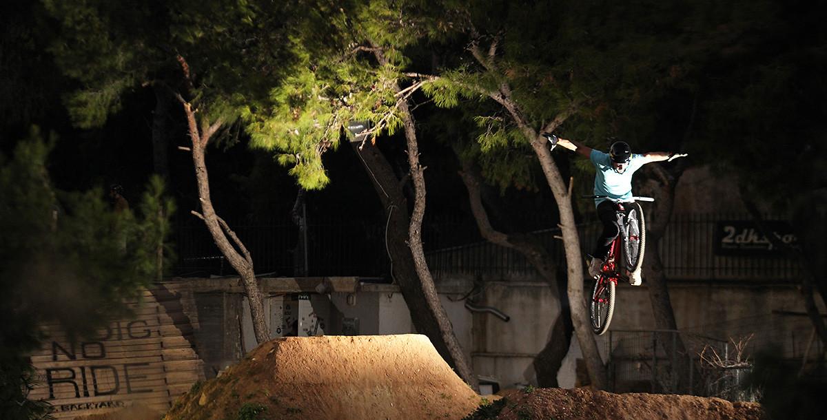 tuck no hander. Kostantinos Poulopoulos - kos - Mountain Biking Pictures - Vital MTB