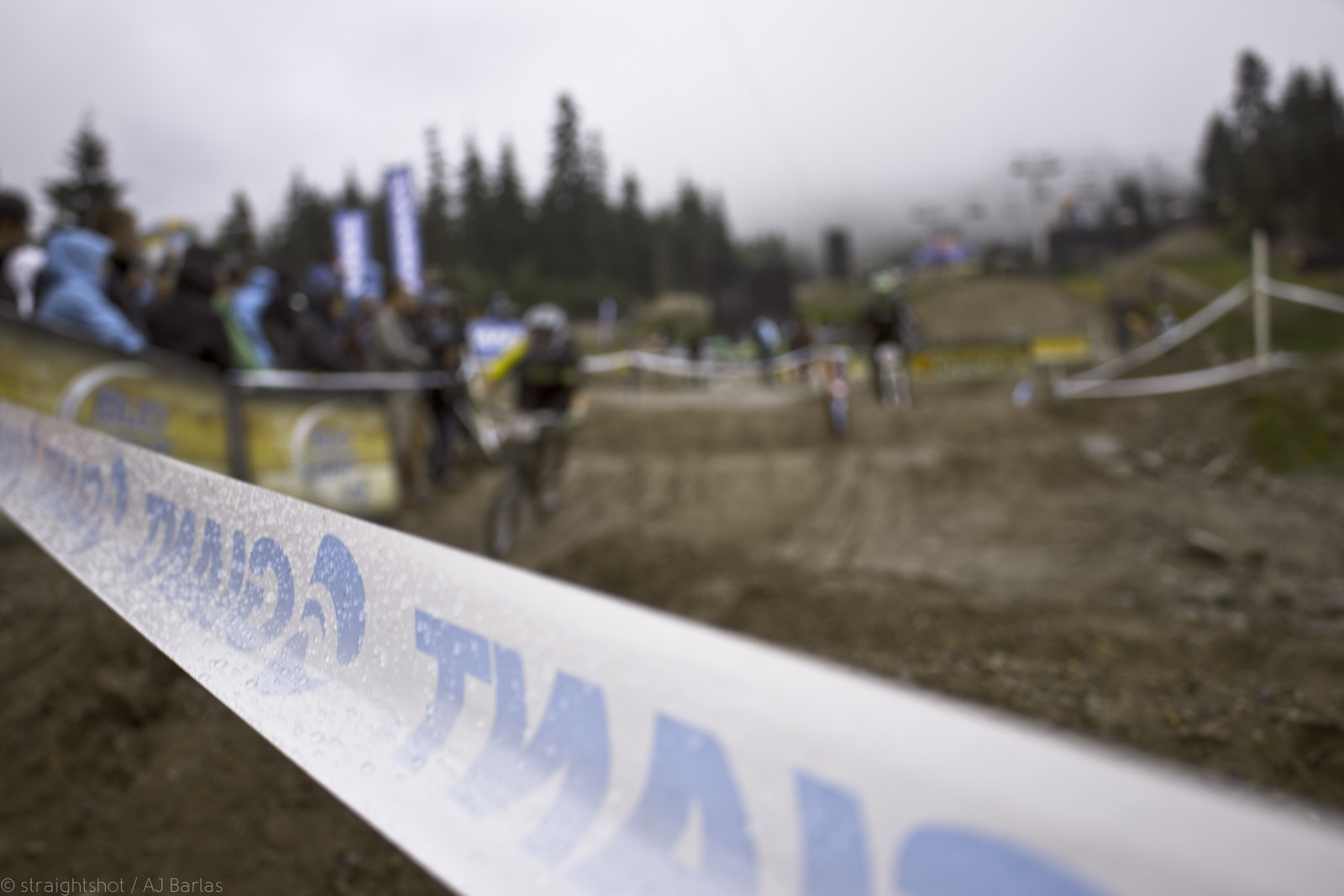 Up Close to the Action - Crankworx Slalom 2013 - Mountain Biking Pictures - Vital MTB