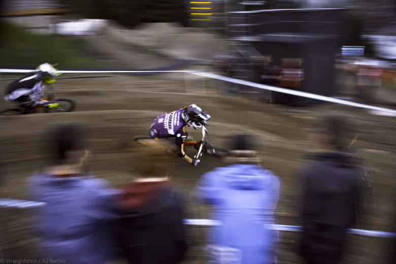 Connor Fearon Pushing to Make up Time - Crankworx Slalom 2013 - Mountain Biking Pictures - Vital MTB